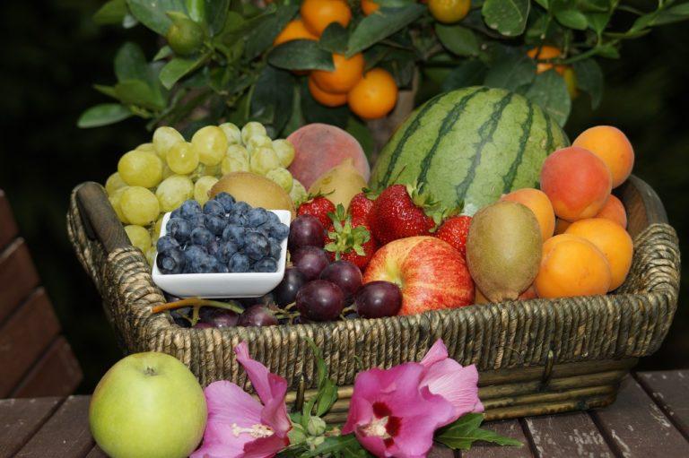 Se nourrir de fruits - Corps et Santé