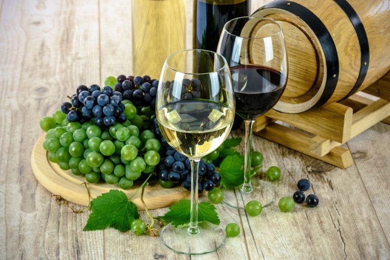 Décantation du vin - Corps et Santé