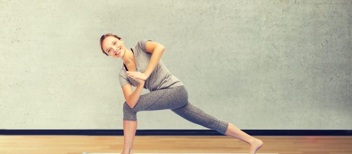 Yoga pour affiner la taille - Corps et Santé